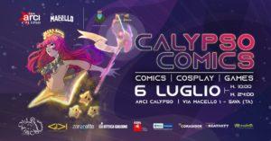 Calypso Comics evento