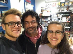 Gameup e Redazione Napoli